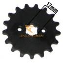Primární ozubené kolečko CZ, typ01 (420H,16z,17mm)