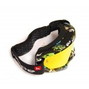 Motocrossové brýle Heipe Racing Skull Profi